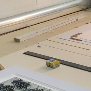 Framing new work