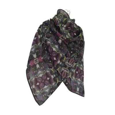 Figs -Silk/Wool Shawl.