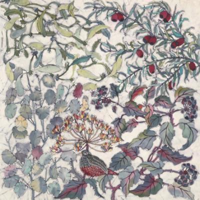 No.257 Winter Card.
